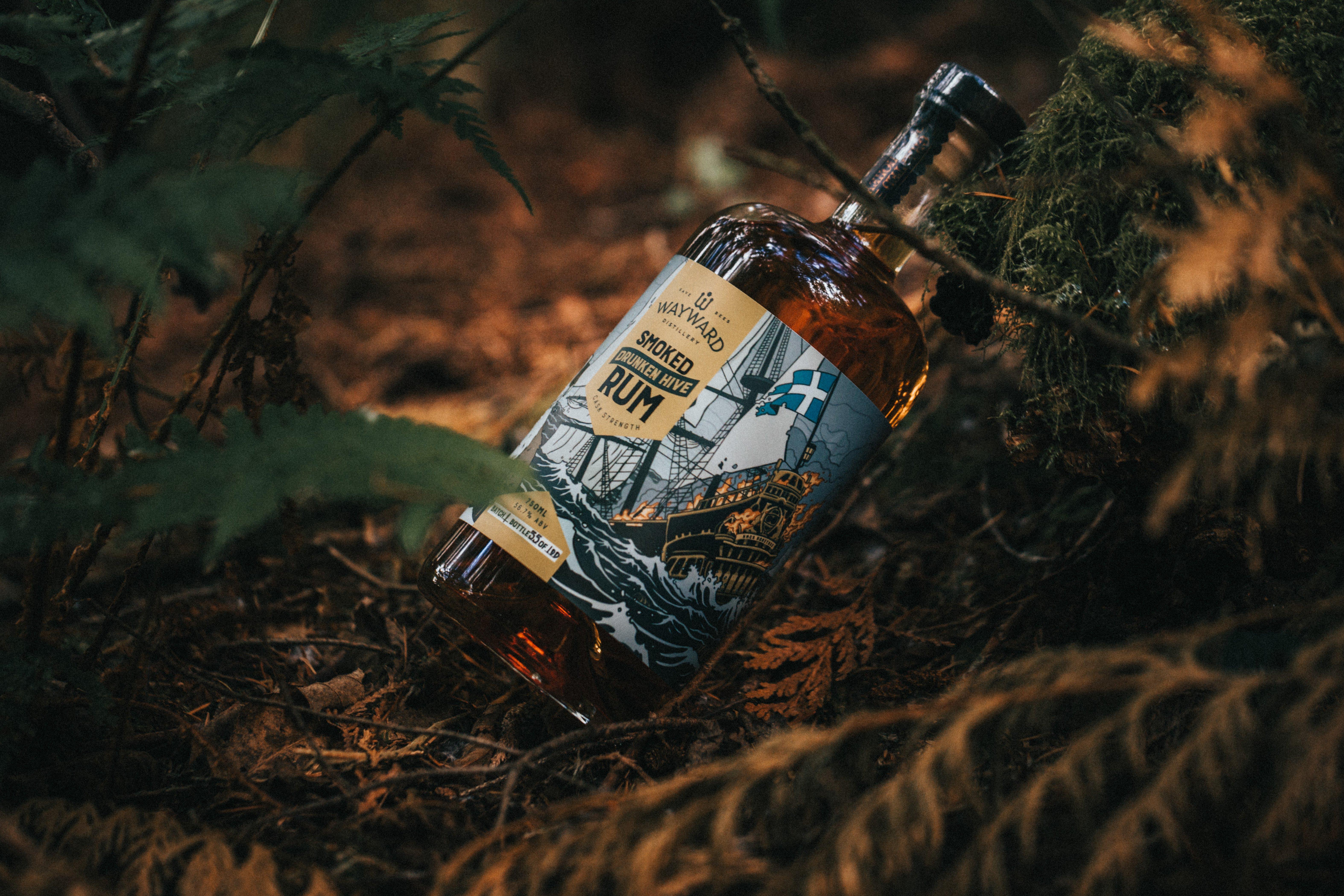 Summit Labels   Wayward Distillery   BC Distilled 2021 PADS Fundraiser