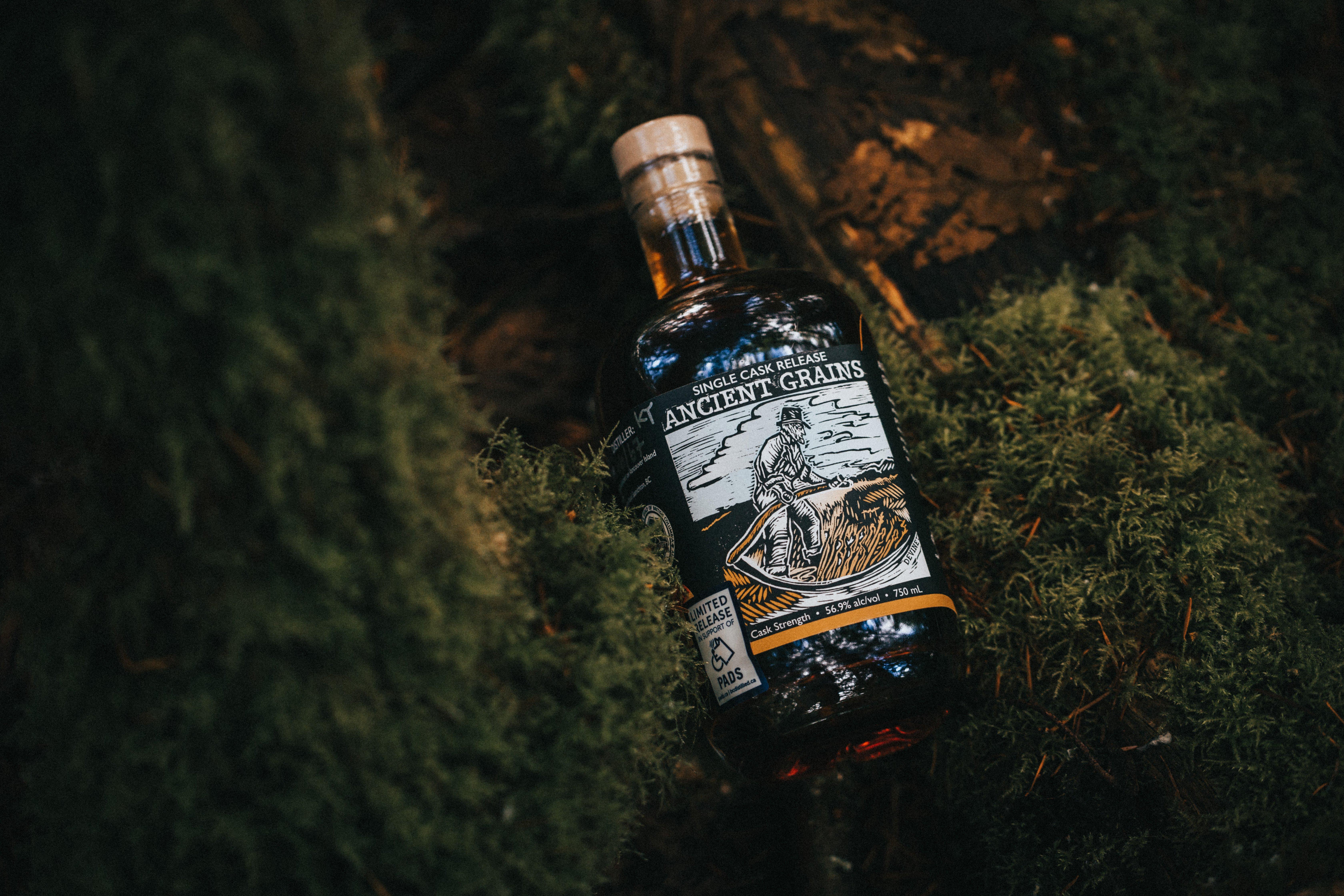 Summit Labels | DEVINE Spirits | BC Distilled 2021 PADS Fundraiser